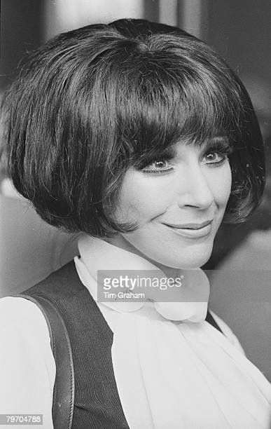 English actress Fenella Fielding 4th October 1971