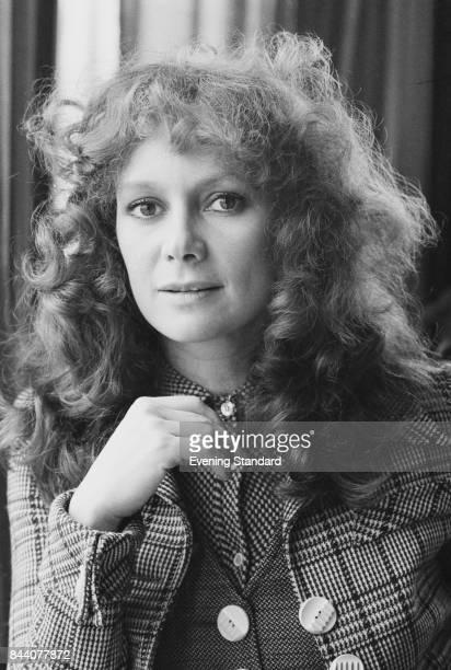 English actress Francesca Annis UK 14th April 1978
