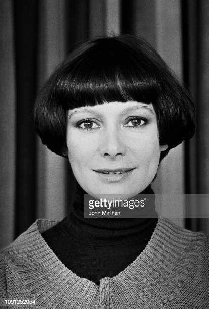 English actress Francesca Annis UK 28th March 1980