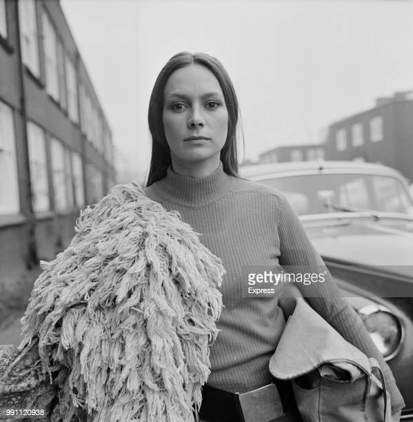 English actress Francesca Annis UK 5th February 1973