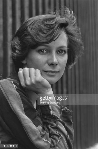 English actress Francesca Annis, UK, 9th August 1974.