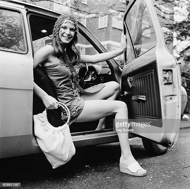 English actress Gail Grainger UK 23rd April 1971