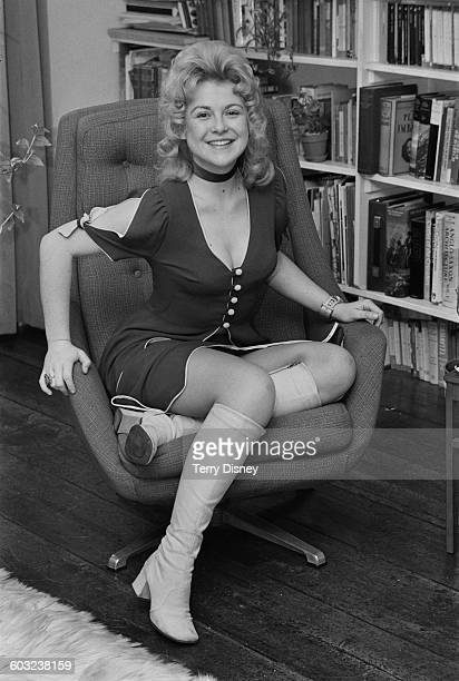 English actress Gay Soper UK 9th February 1971
