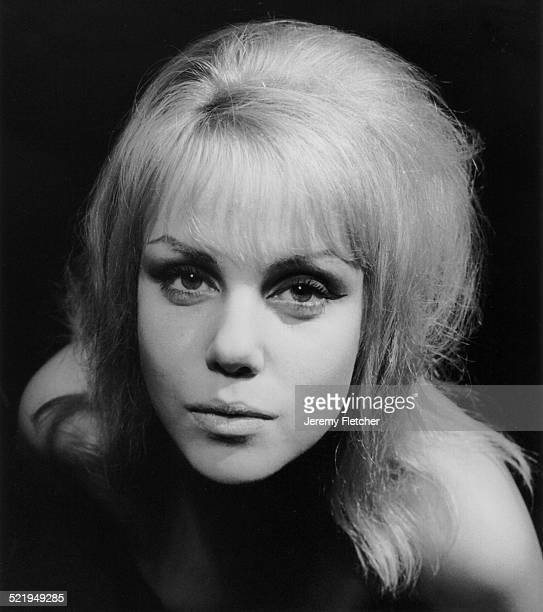 English actress Georgina Hale London 1963