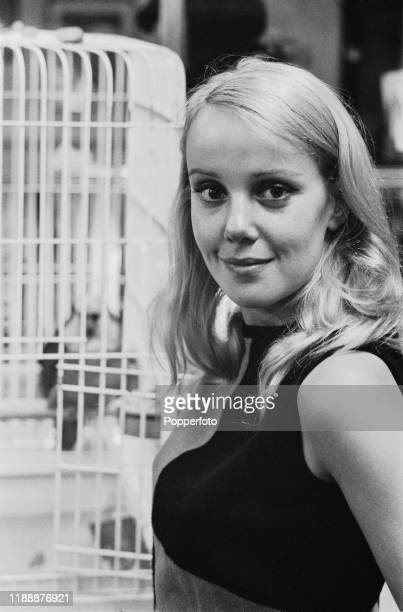 English actress Georgina Hale posed in August 1966 Georgina Hale currently appears in the ABC Weekend Television drama series 'Public Eye'