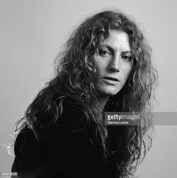 English actress Geraldine James circa 1985
