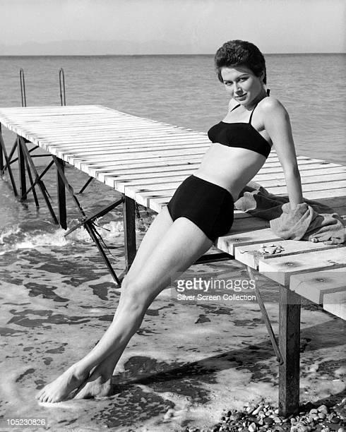English actress Gia Scala circa 1960