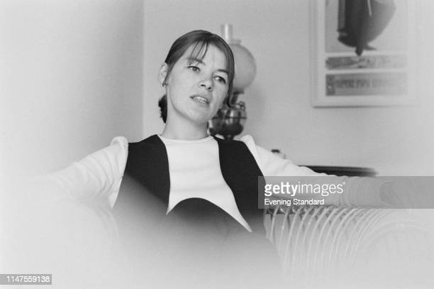 English actress Glenda Jackson, UK, 10th October 1969.