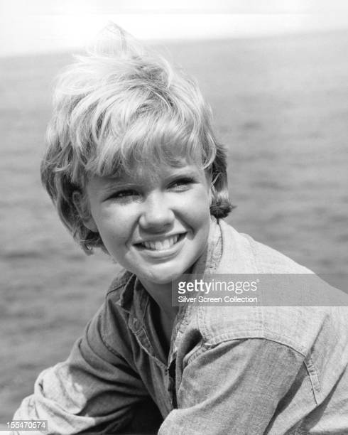 English actress Hayley Mills as Spring Tyler in 'The Truth About Spring' aka 'The Pirates Of Spring Cove' directed by Richard Thorpe 1965