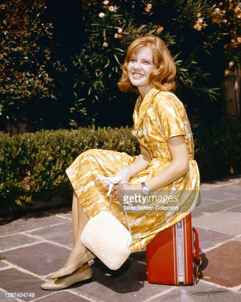 English actress Hayley Mills in a publicity still for the comedy film 'The Trouble With Angels', 1966.