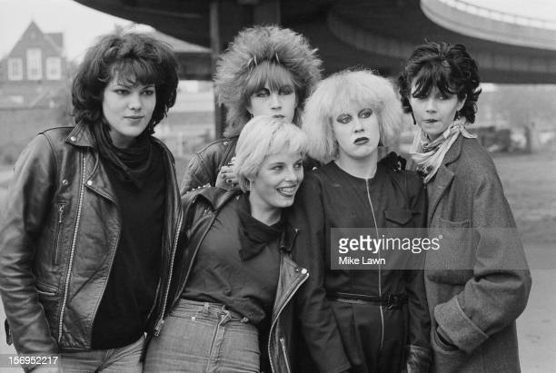English actress Hazel O'Connor star of the film 'Breaking Glass' UK 30th October 1979