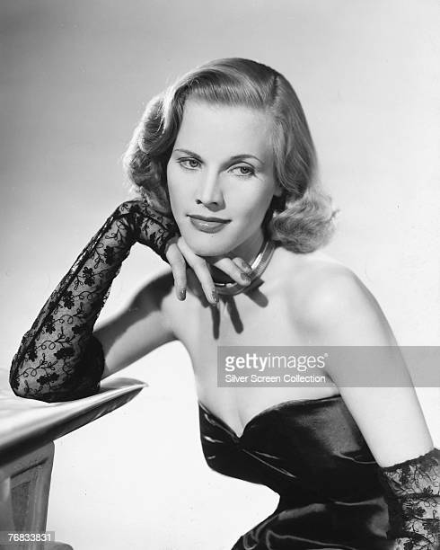 English actress Honor Blackman circa 1960