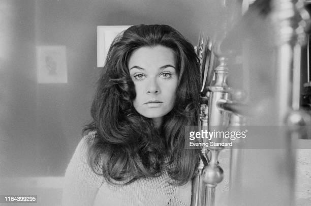 English actress Imogen Hassall UK 15th June 1970