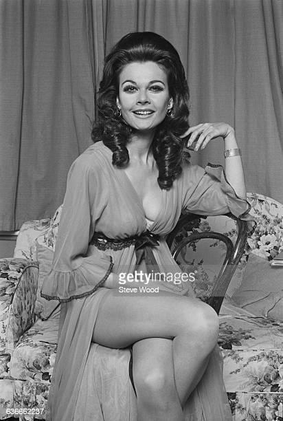English actress Imogen Hassall UK 26th April 1971