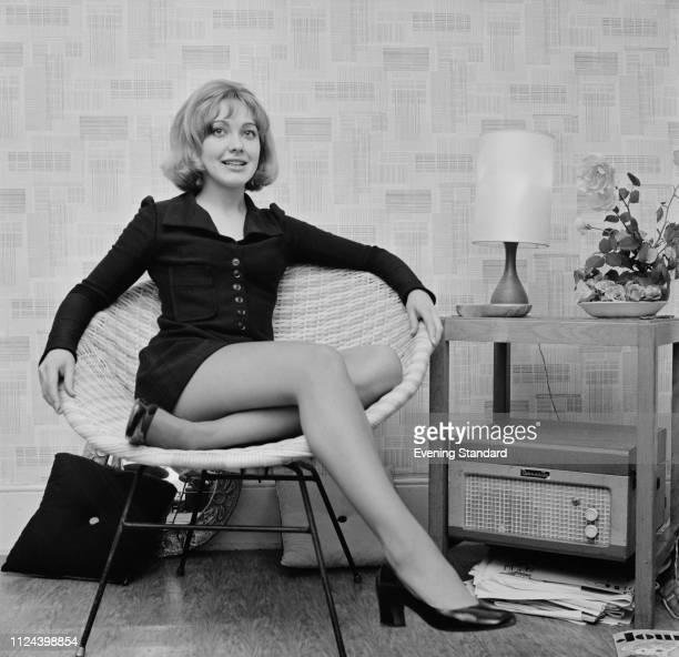 English actress Jacki Piper UK 27th November 1968
