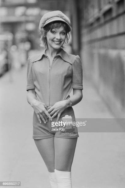 English actress Jacki Piper who is appearing in the stage play 'Big Bad Mouse' at the Prince of Wales Theatre in London 13th September 1971