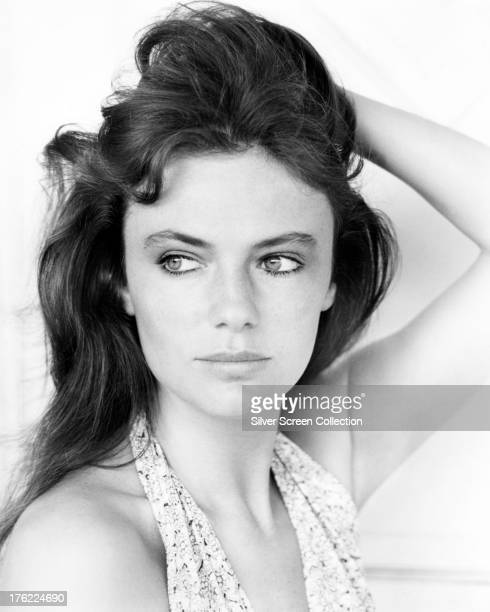 English actress Jacqueline Bisset as Laura in 'The Thief Who Came To Dinner' directed by Bud Yorkin 1973