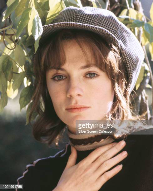 English actress Jacqueline Bisset, circa 1967.