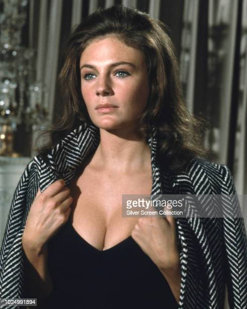 English actress Jacqueline Bisset, circa 1970.