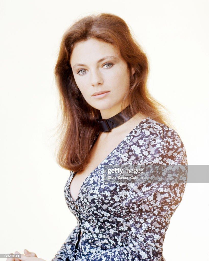 English actress Jacqueline Bisset, circa 1970.