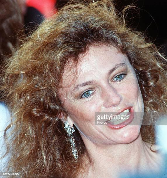 English actress Jacqueline Bisset circa 1990