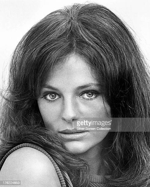 English actress Jacqueline Bisset in a promotional portrait for 'The Sweet Ride', directed by Harvey Hart, 1968.