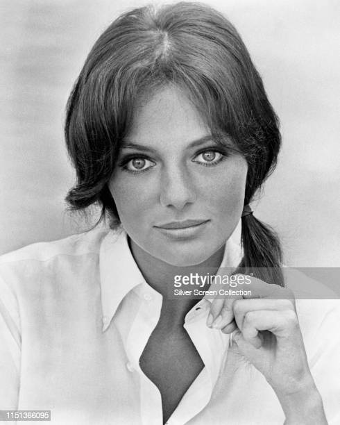 English actress Jacqueline Bisset in a publicity shot for the film 'The Detective', 1968.