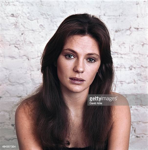 English actress Jacqueline Bisset poses for a portrait in 1970 in New York City New York