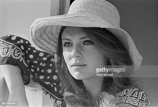 English actress Jacqueline Bisset USA 4th May 1970