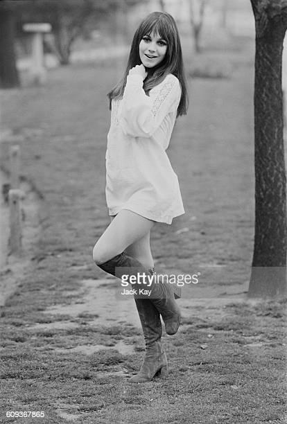 English actress Jan Francis UK 15th April 1971