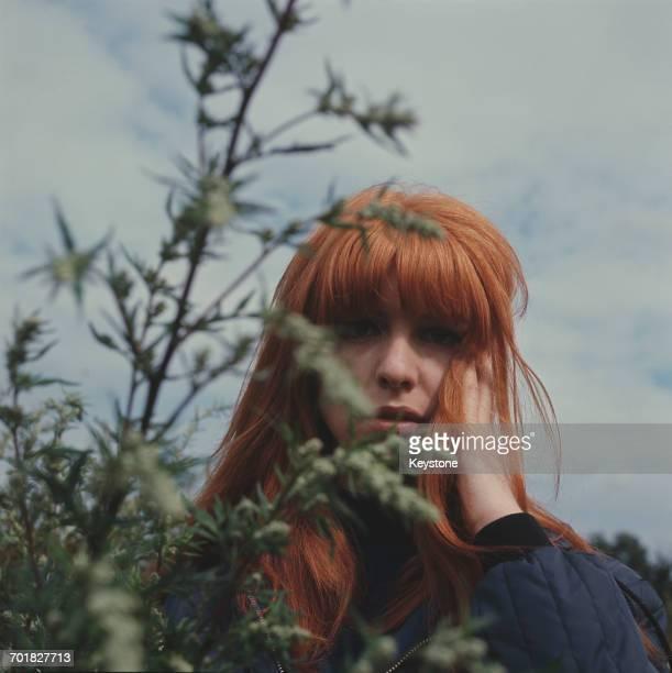 English actress Jane Asher 1964