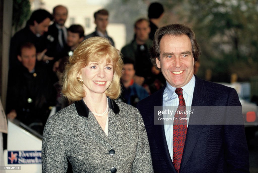 Jane Asher And Gerald Scarfe : News Photo