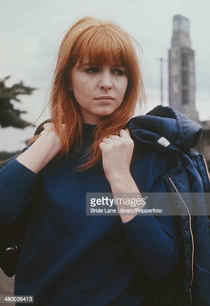 English actress Jane Asher circa 1965