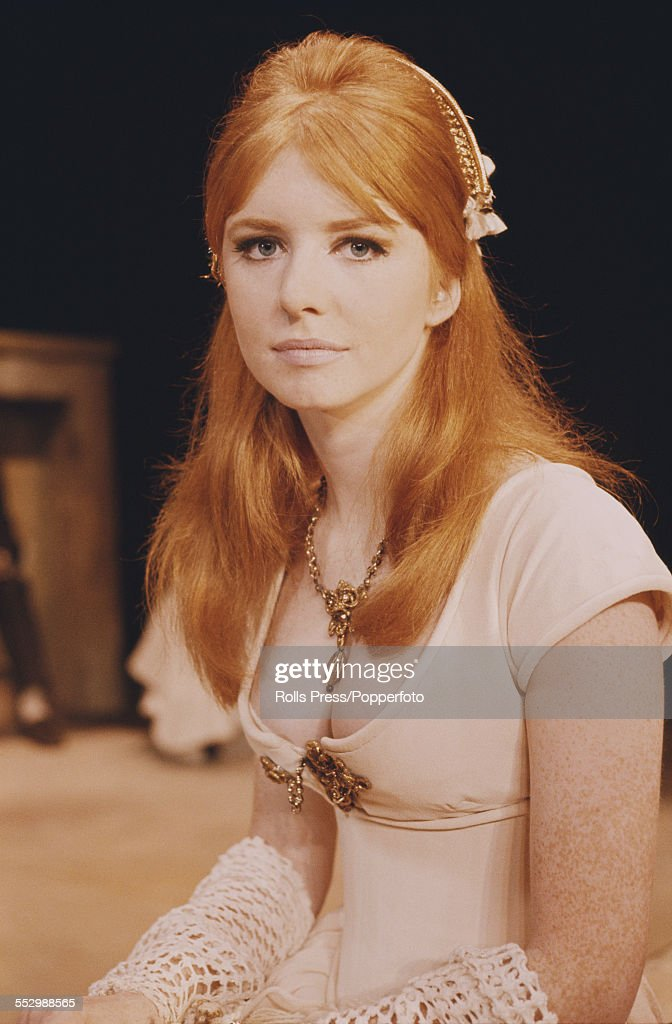English actress Jane Asher pictured dressed in character as Perdita during a production of William Shakespeare's play 'The Winter's Tale' at the Cambridge Theatre in London on 29th September 1966.