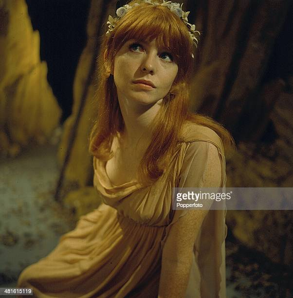1968 English actress Jane Asher pictured in a scene from the television drama 'Tempo The Actor And The Role' in 1968