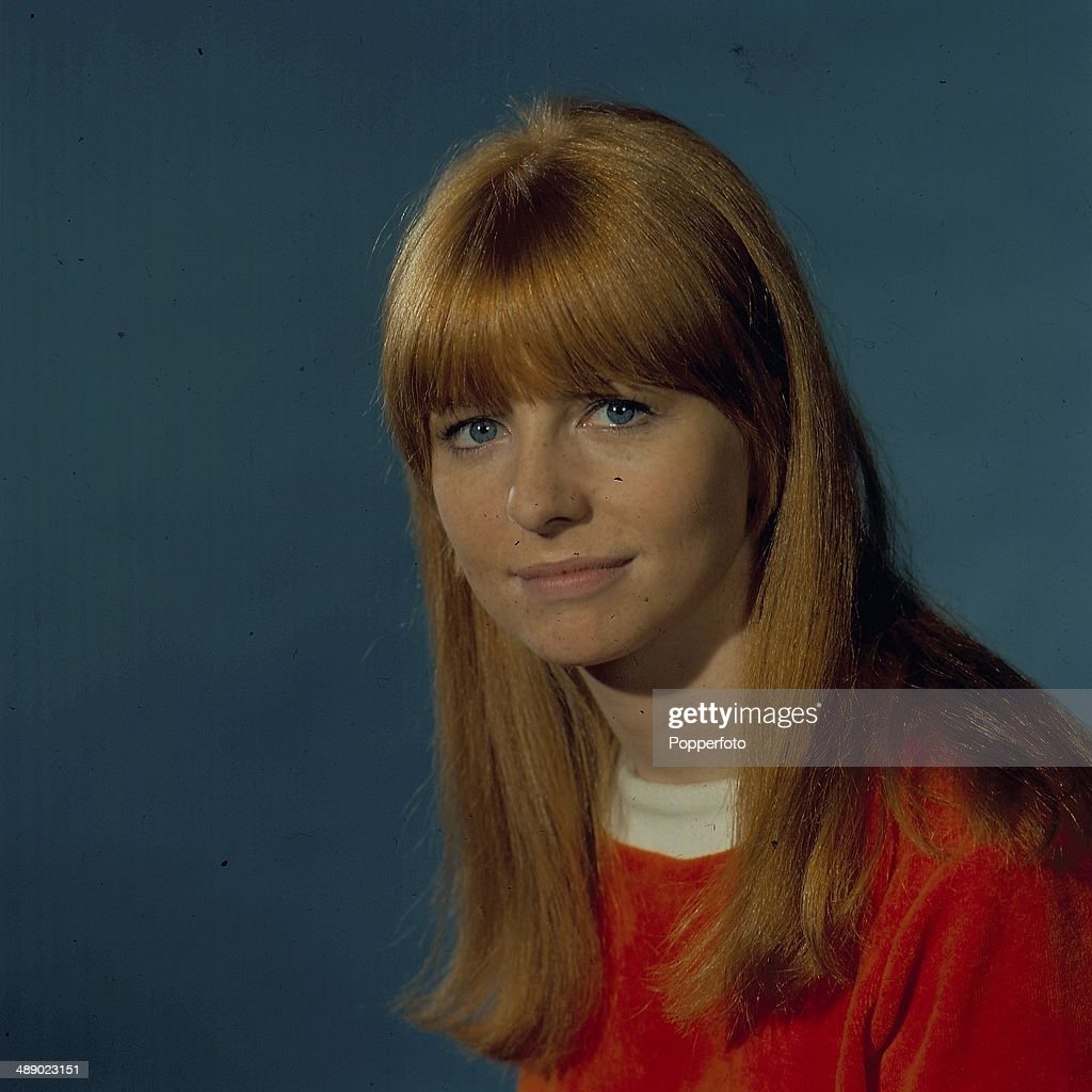 English actress Jane Asher posed on the set of the television drama 'The Man Who Understood Women' in 1967.