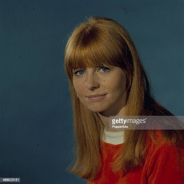 English actress Jane Asher posed on the set of the television drama 'The Man Who Understood Women' in 1967