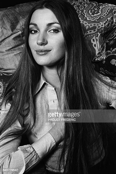 English actress Jane Seymour is the James Bond girl in Live and Let Die directed by Guy Hamilton