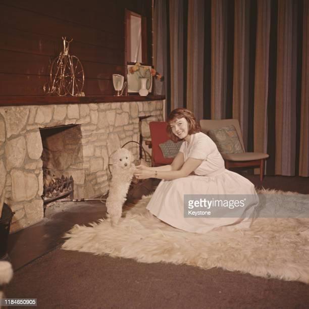English actress Janet Munro circa 1960
