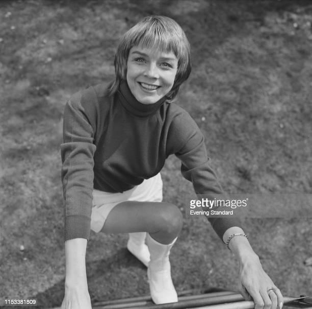 English actress Janet Munro UK 13th April 1970