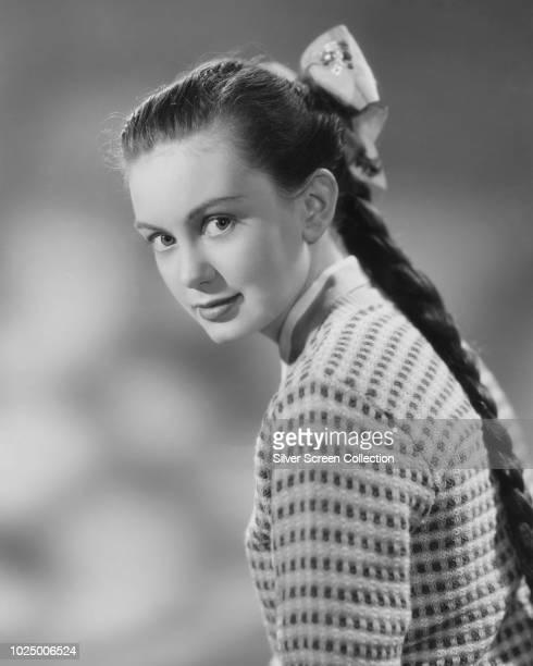 English actress Janette Scott circa 1955