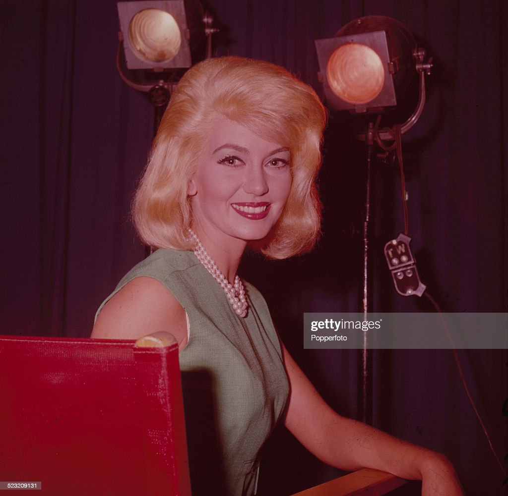 Janette Scott : News Photo