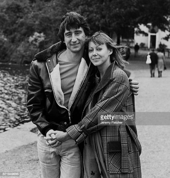 English actress Jenny Agutter and American actor Sam Waterson circa 1980 The two costar in the 1980 film 'Sweet William'