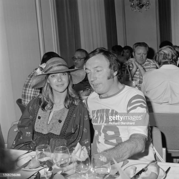 English actress Jenny Agutter at a luncheon for film 'The Thirty Nine Steps' at the 31st Cannes Film Festival, Cannes, France, May 1978.