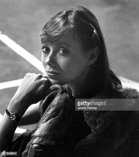 English actress Jenny Agutter circa 1975