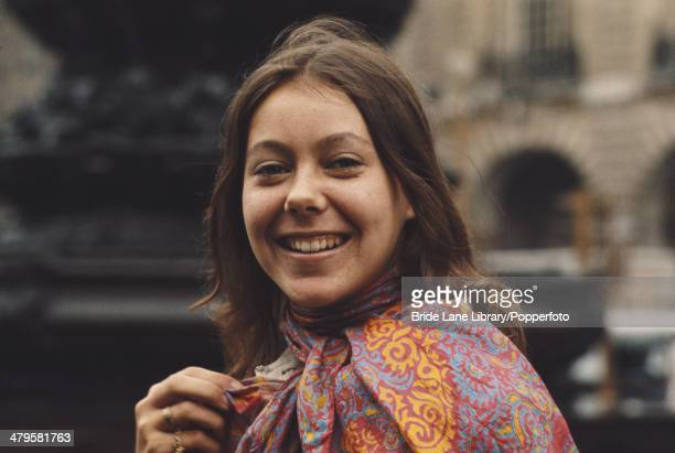 English actress Jenny Agutter, having just been chosen for the role of Wynne in the film 'I Start Counting', circa 1968.