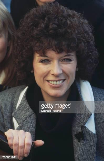 English actress Jill Gascoigne 1984