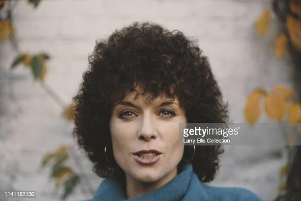 English actress Jill Gascoine pictured circa 1985