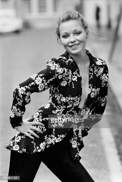 English actress Jill Haworth UK 18th November 1971