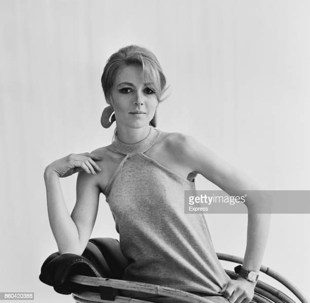 English actress Joanna Pettet UK 31st March 1967